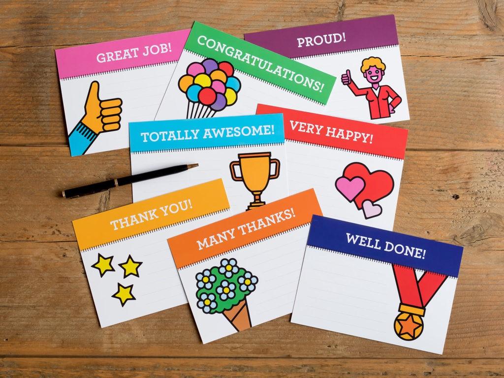 los kudo cards y la motivacion intrinseca - Management 3.0