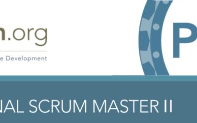 ¿Cómo preparar el examen de certificación de Scrum Master (PSM II)?