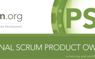 Cómo pasar el examen de certificación de Product Owner PSPO I de Scrum.og