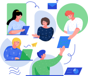 utiliza nuestros trucos para tener buenas reunion productivas en el caso de trabajar con equipos en remoto